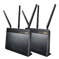 Router Wifi Asus RT-AC68U (2 pack) (RT-AC68U (2PK))