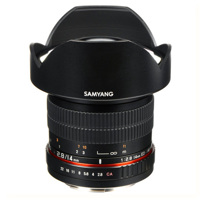Ống kính Samyang 14mm f/2.8 IF ED UMC Aspherical for Canon