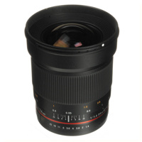 Ống kính  24mm f/1.4 ED AS UMC cho Sony E Mount