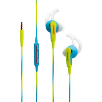 Tai nghe Bose SoundSport In-ear for Apple (Xanh)