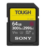 Thẻ Nhớ Sony Tough SDXC 64GB (SF-G64T/T1)