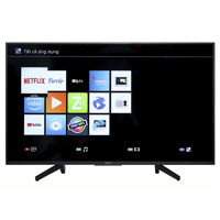 Tivi sony 49X7000F (Smart TV, 4K HDR, 49 Inch)