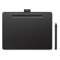 Bảng vẽ Wacom Intuos, Medium - Bluetooth - Black (CTL-6100WL/K0-CX)