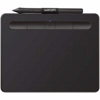Bảng vẽ Wacom Intuos, Small - Bluetooth - Black (CTL-4100WL/K0-CX)