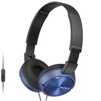 Tai Nghe Sony MDR-ZX310AP (Xanh)