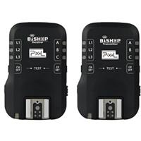 Trigger Pixel Bishop for Canon, Nikon ( 1 phát, 1 nhận)