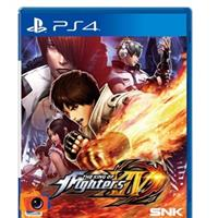 Đĩa game Sony PS4 THE KING OF FIGHTERS X IV