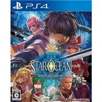 Đĩa game Sony PS4 Star Ocean -Integrity and Faithlessnes