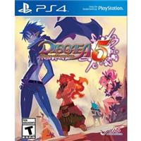 Đĩa game Sony PS4 DISGAEA 5 ( ALLIANCE OF VENGEANCE )