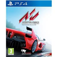 Đĩa game Sony PS4 Assetto Corsa