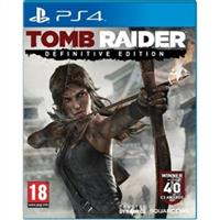 Đĩa game Sony PS4 Tomb Raider: Definitive Edition