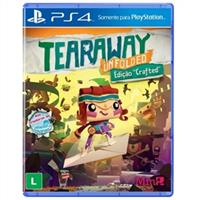 Đĩa game Sony PS4 Tearaway Unfolded
