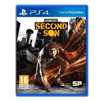 Đĩa game Sony PS4 inFAMOUS Second Son