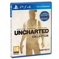 Đĩa game Sony PS4 Uncharted: The Nathan Drake Collection